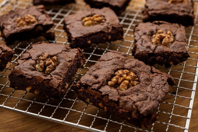 Brownies Rezept mit Walnüssen