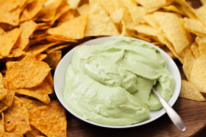 Guacamole ohne Zwiebeln – Avocadocreme einfaches Rezept